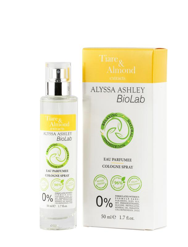 Alyssa Ashley Biolab Tiarealmond Eau Parfumee