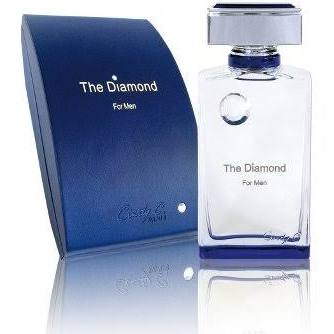 Cindy Crawford Diamond Blue Men Edp