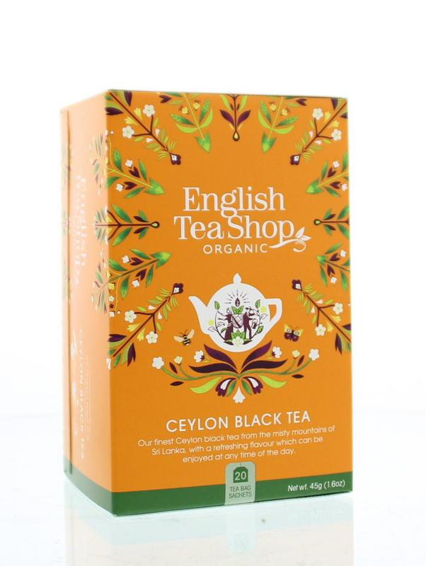 English Tea Shop Ceylon Black
