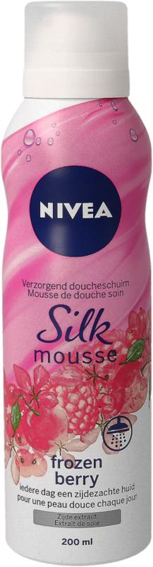 Nivea Showermousse Creme Smooth