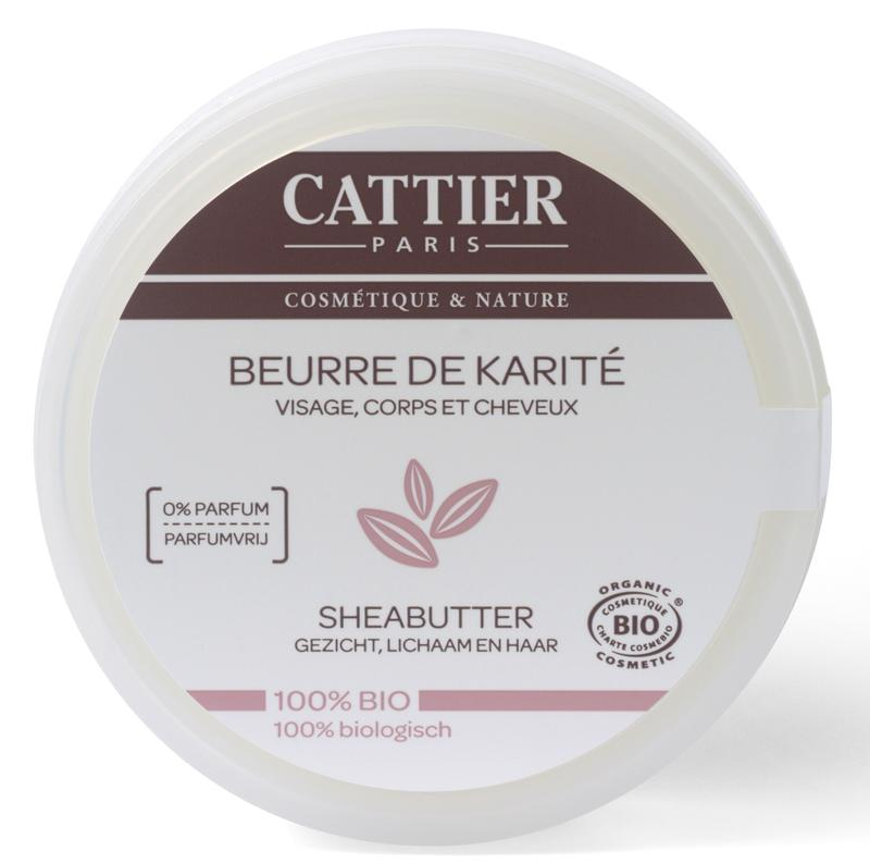 Cattier Sheabutter