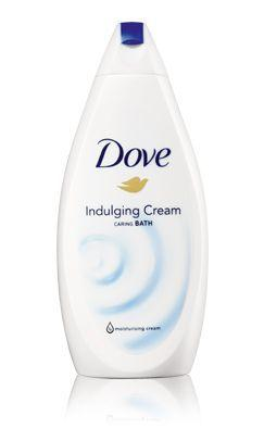 Dove Bad Beauty Indulging Cream 750ml