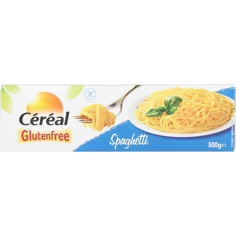 Cereal Glutenvrij Spaghetti 500gr