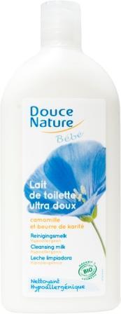Afbeelding van Douce Nature Baby Reinigingsmelk 300ml