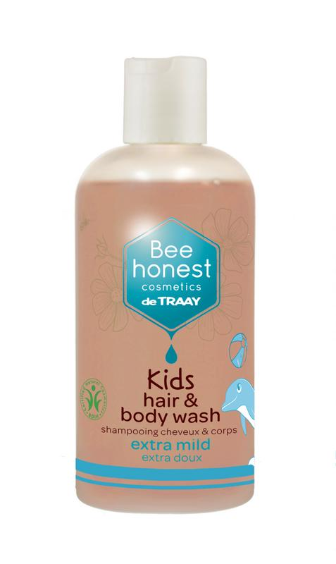 Hair&Bodywash Kids Bee Natural Bdih