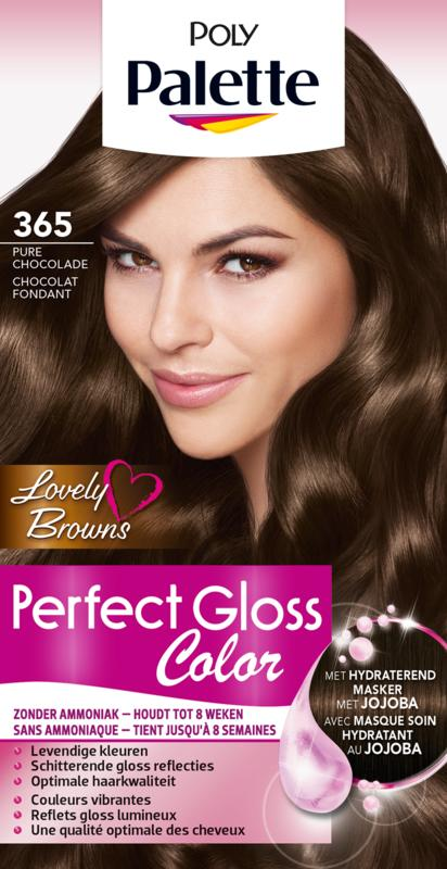 Poly Palette Perfect Gloss 365 Pure Chocolade