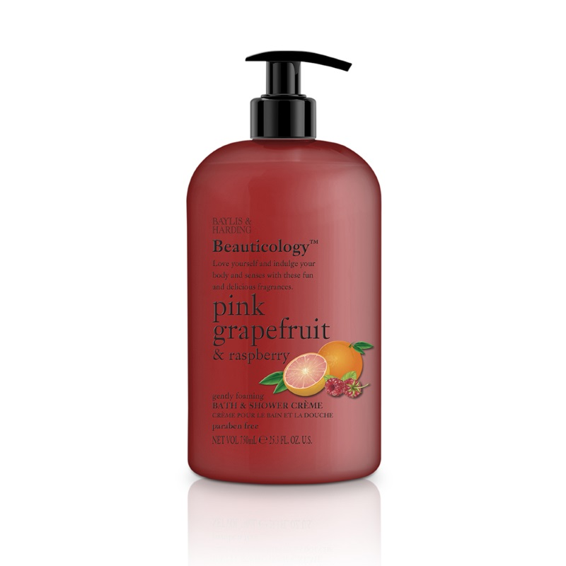 Baylis&Harding Beauticology Bath & Shower Creme Grapefruit