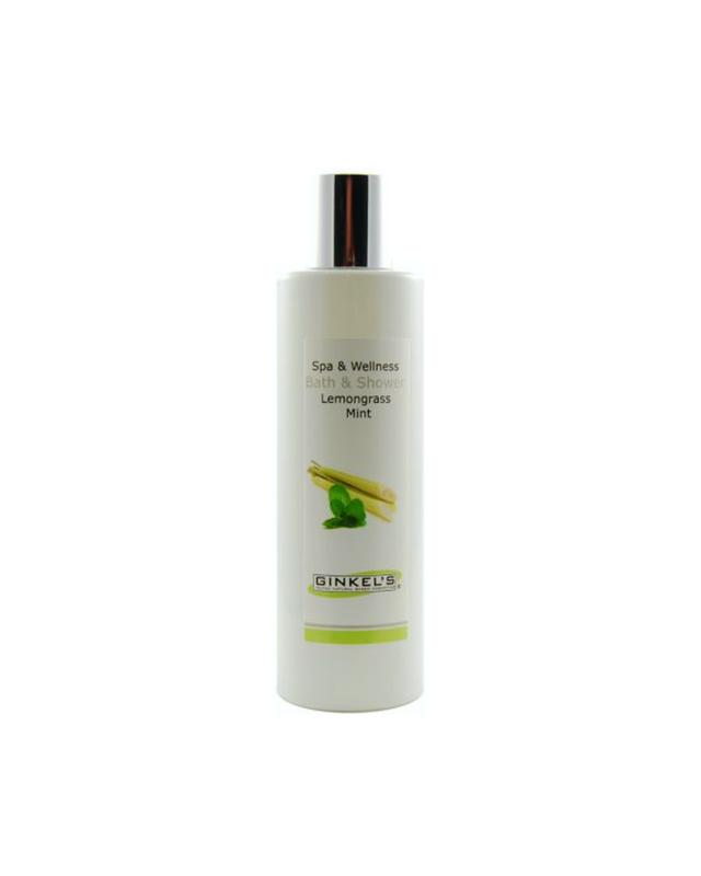 Ginkel's Bath & Shower Gel Lemongrass & Mint