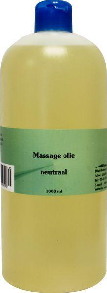 Alive Massageolie Neutraal