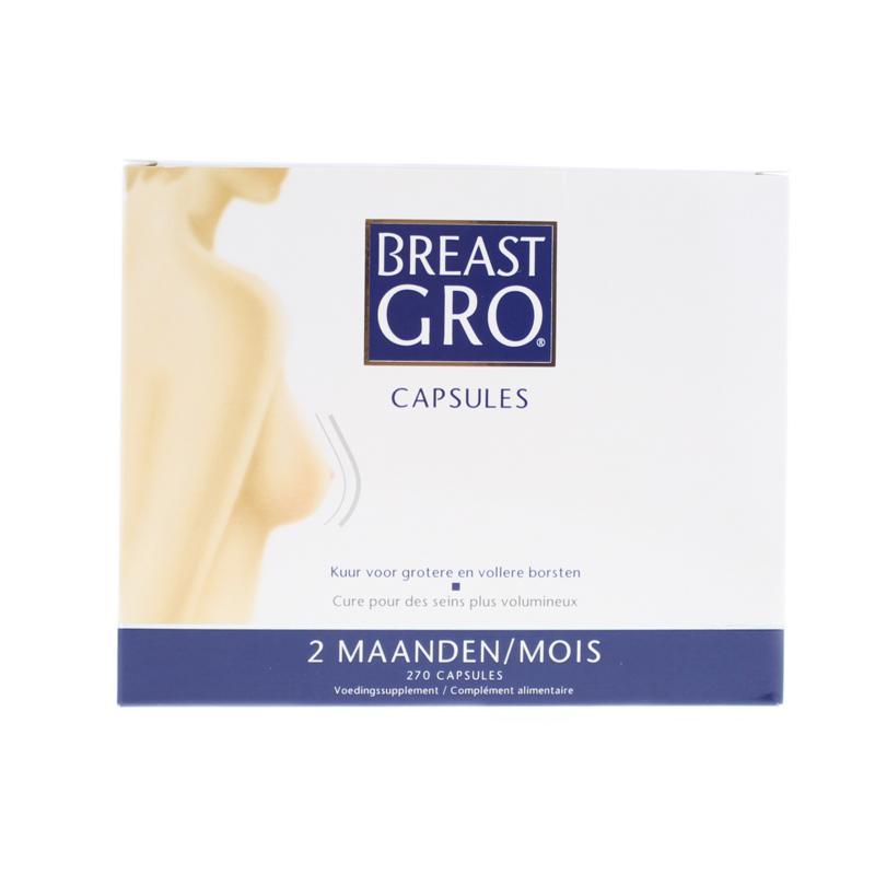 Breast Gro Capsules 2 Maanden Kuur 256caps