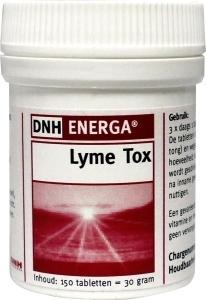 Afbeelding van DNH Energa Lyme Tox Tabletten