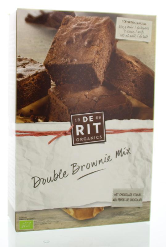 De Rit Brownie Mix