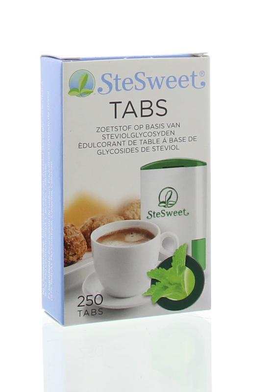 Stesweet Steviana Tabs 250tab