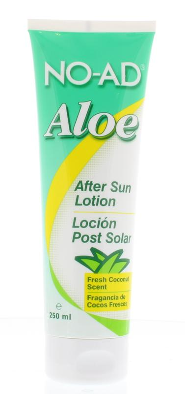 No-ad After sun lotion aloe 250ml