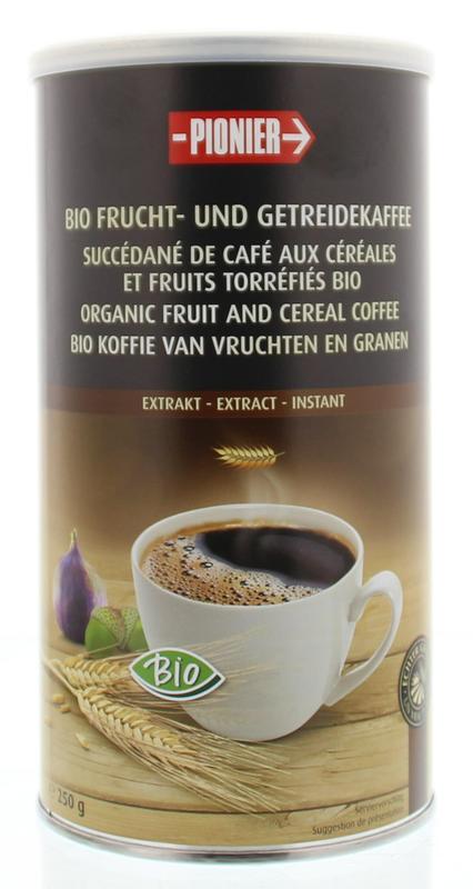 Pionier Vruchtengranenkoffie I 250g