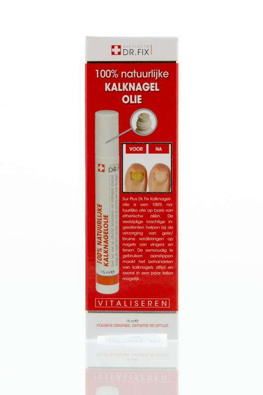 Afbeelding van Dr Fix Kalknagel Olie Stick 15ml
