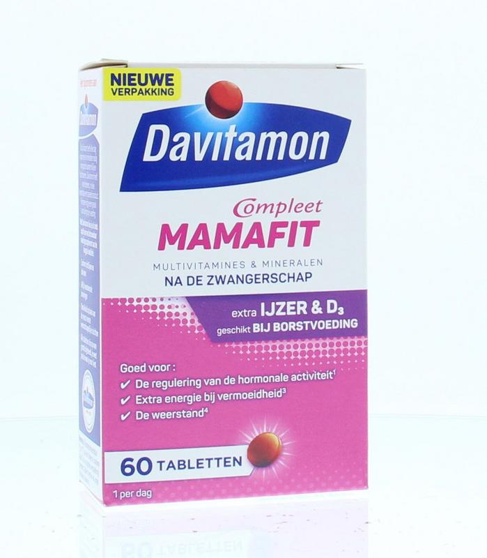 Davitamon Mama Fit