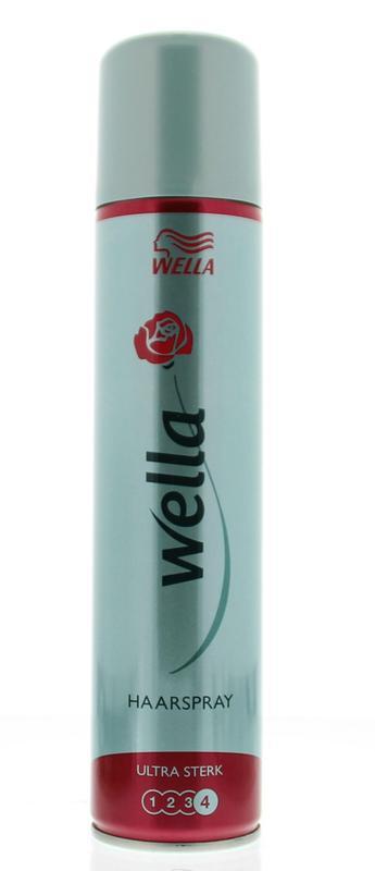 Wella Forte Hairspray Ultra Sterk 250ml