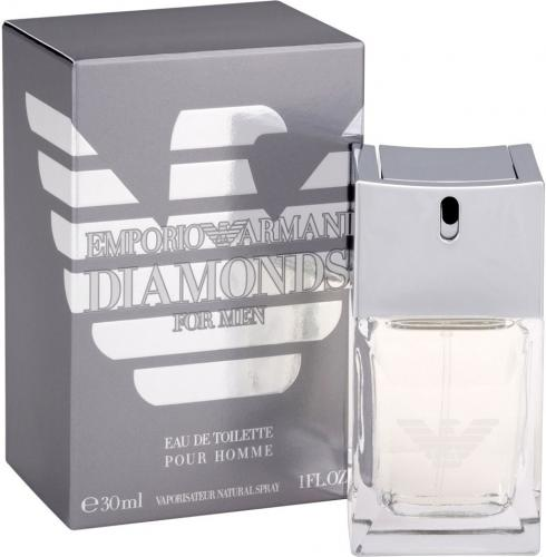 Armani Emporio Diamonds Eau De Toilette Vapo Men
