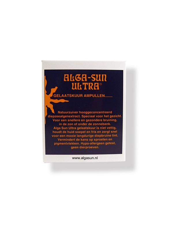 Algasun Ultra Gelaatskuur Amp 5x2ml