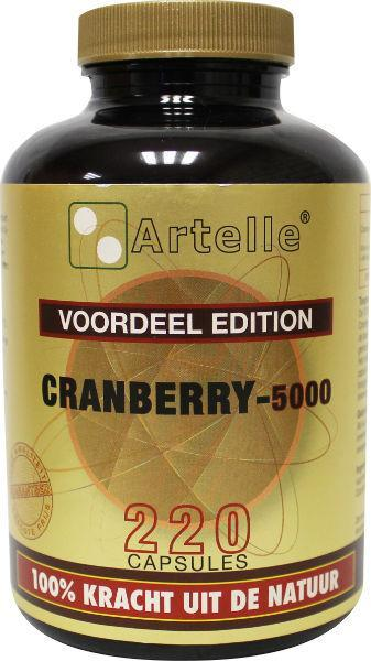 Artelle Cranberry 5000