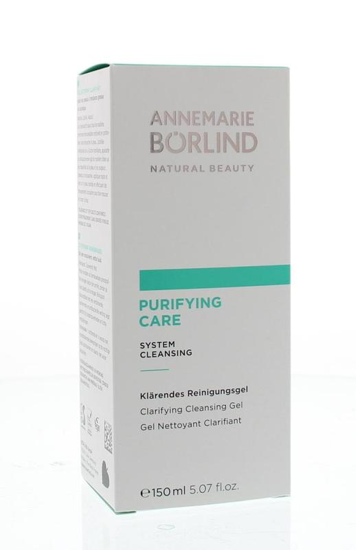 Borlind Purifying Care Reinigingsgel