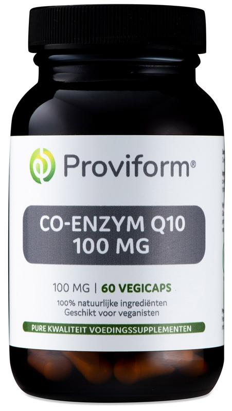 Proviform Co-Enzym Q10 100 Mg