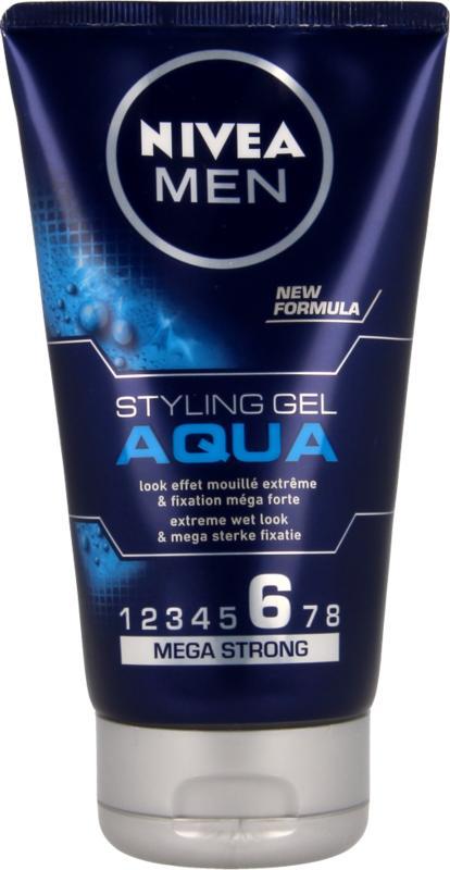 Nivea Men Styling Gel Aqua 150ml