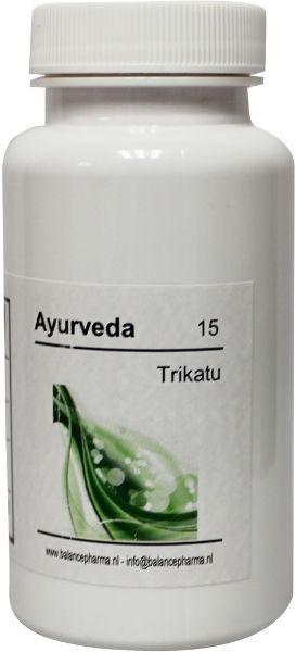Afbeelding van Balance Pharma Av15 Trikatu 90tb