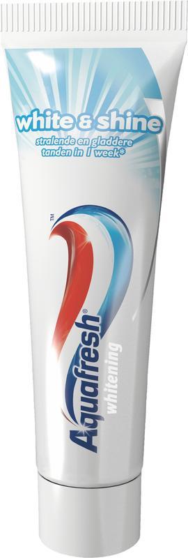 Aquafresh Tandpasta White and Shine Mini 20ml