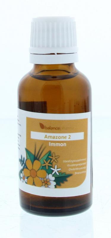 Afbeelding van Balance Pharma Amazone Immon 002 25ml