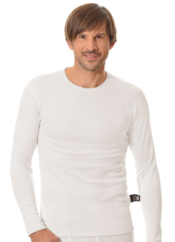 Best4body Verbandshirt Wit Mv Lange Mouw Xxxl