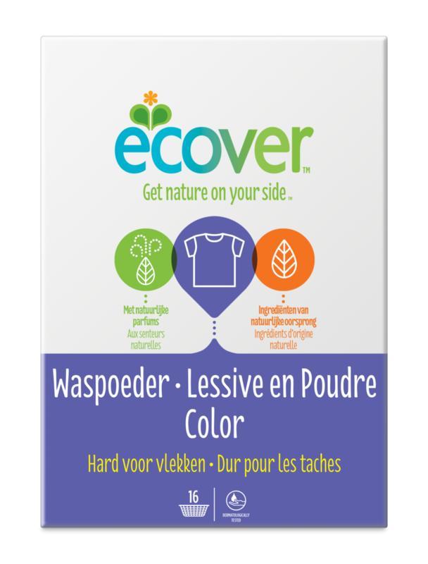 Ecover Waspoeder Color 16 Wasbeurten 1,2kg