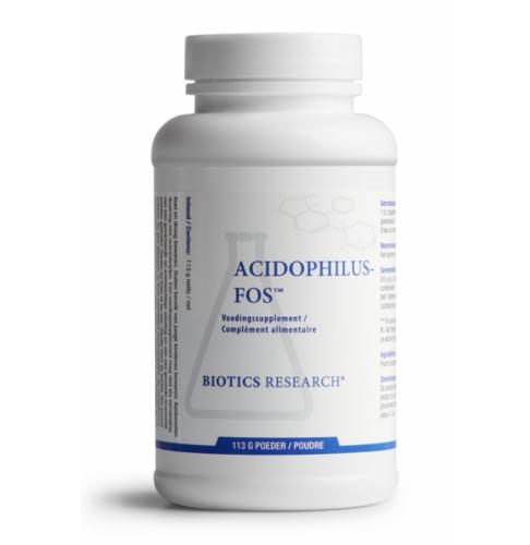 Afbeelding van Biotics Bio Acidophilus Fos 113g