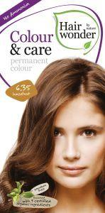 Hairwonder Colour And Care Hazelnut 6.35