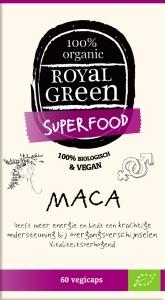 Royal Green Maca