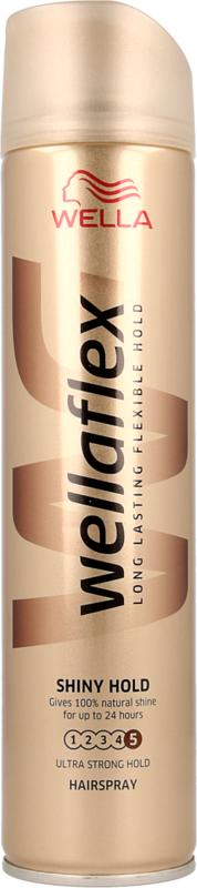 Wella Flex Shine Ultra Strong Hairspray