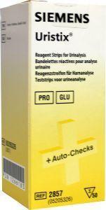 Uristix + auto-checks