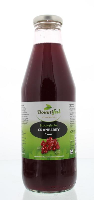 Btf bio cranberry sap