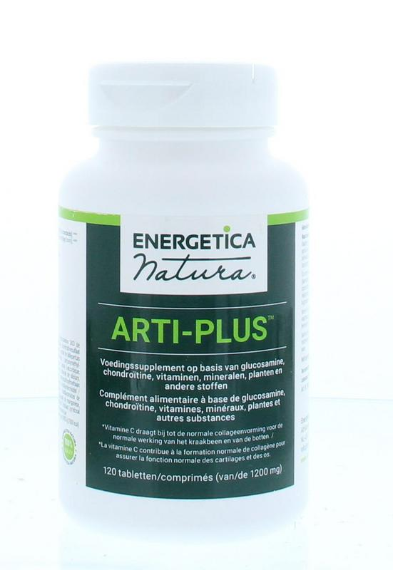 Afbeelding van Energetica Nat Arti Plus 120tb