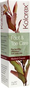 Kolorex Foot & Toe Cream