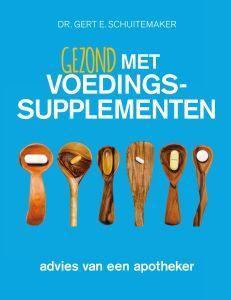 Ortho Company Gezond met voedingssupplementen Boek