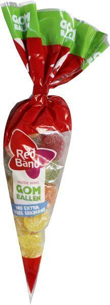 Red Band Super Gumballen Puntzak