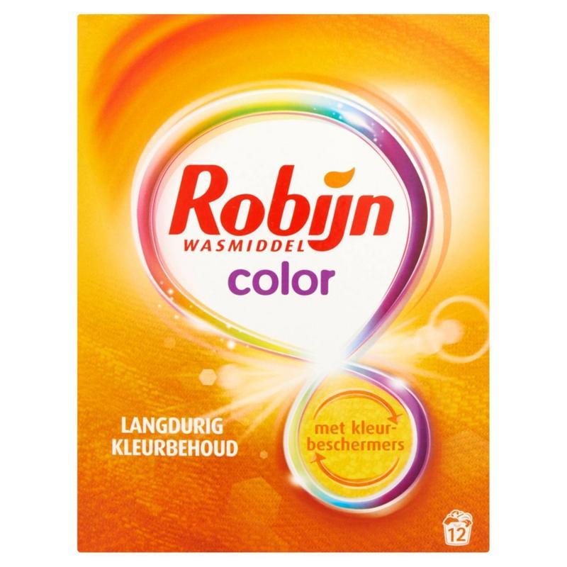 Robijn Color Waspoeder 12 Wasbeurten 684gr