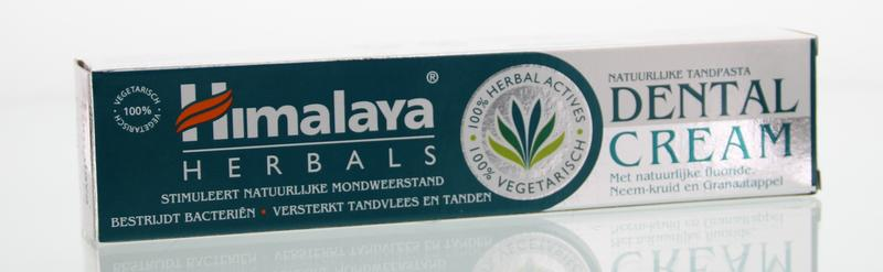 Himalaya Herbal Ayurveda Dental Cream