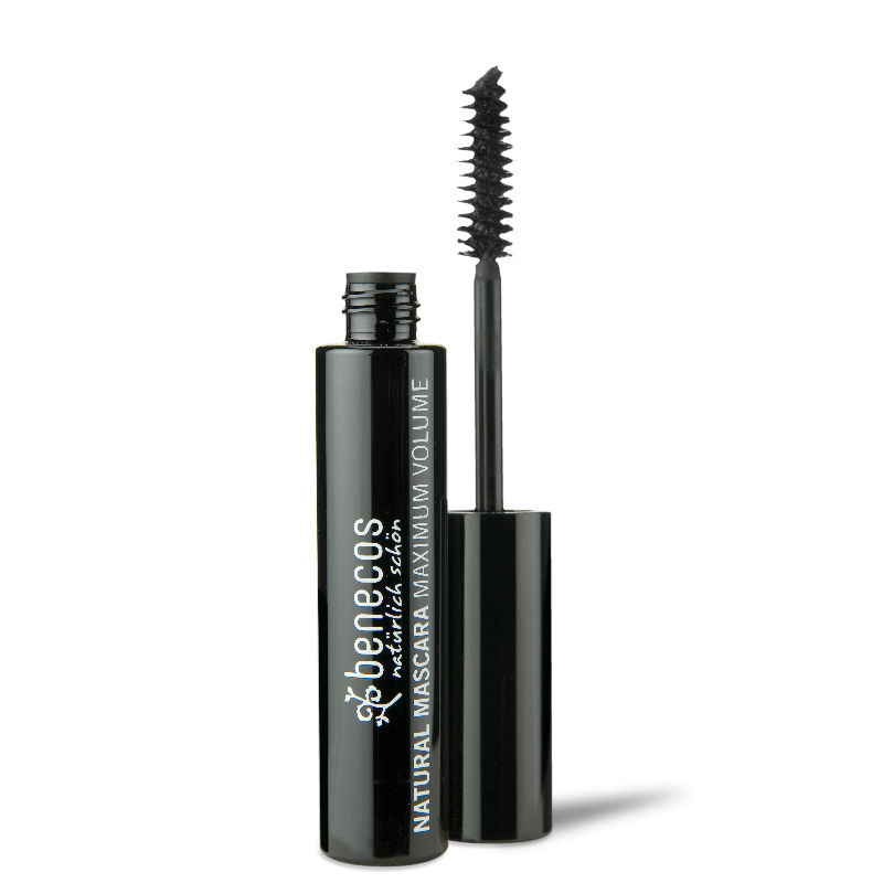 Benecos Mascara Maximum Volume Intens Zwart