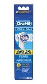 Oral B Opzetborstels Eb20-4 Precision Clean 4stuks