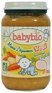Babybio Groenten Kalf 2x200g