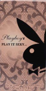 Playboy Play It Sexy Eau De Toilette Spray For Women 50ml