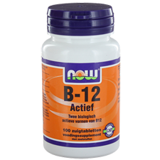 Now Vitamine B12 Actief
